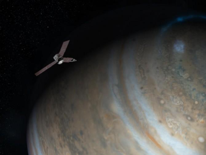 NASA의 목성탐사선